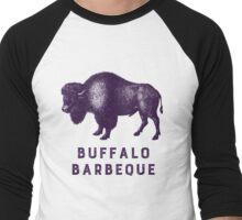 Buffalo Barbeque Men's Baseball ¾ T-Shirt