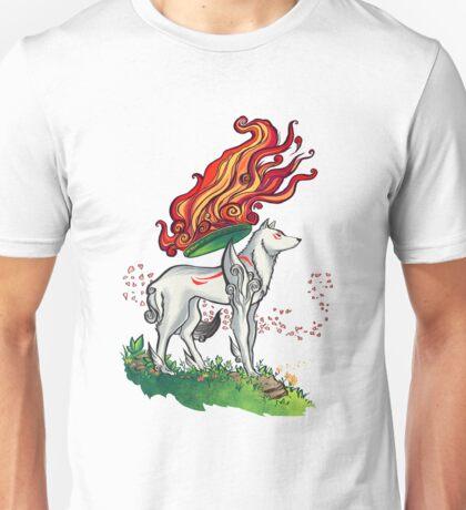 Okamiterasu Unisex T-Shirt