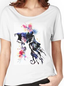 HARRY POTTER WATERCOLOUR  Women's Relaxed Fit T-Shirt
