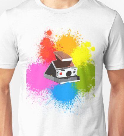 SX70 Instant Art Unisex T-Shirt