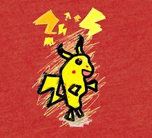 pikachu dude Tri-blend T-Shirt
