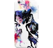 HARRY POTTER WATERCOLOUR NO STARS iPhone Case/Skin