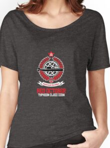 The Red October Women's Relaxed Fit T-Shirt