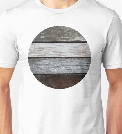 Wood Texture Unisex T-Shirt