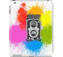 Rolleiflex Art iPad Case/Skin
