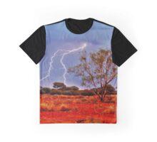 Lightning Graphic T-Shirt