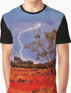 Lightning Graphic T-Shirt