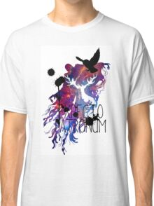 EXPECTO PATRONUM HEDWIG GALAXY Classic T-Shirt