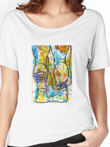 Palette Lad 11 Women's Relaxed Fit T-Shirt