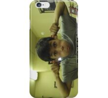 Monkey Face iPhone Case/Skin