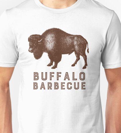 Buffalo Barbecue Unisex T-Shirt