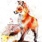 Fox by Sophie Wren