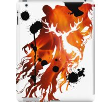 HARRY POTTER HEDWIG FIRE iPad Case/Skin