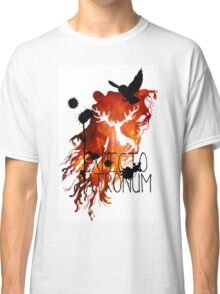EXPECTO PATRONUM HEDWIG FIRE Classic T-Shirt