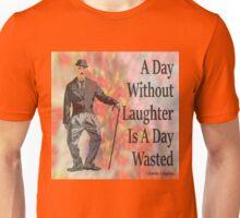 Charlie Says Laugh 2 Unisex T-Shirt