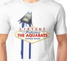 WELCOME TO THE AQUABATS Unisex T-Shirt