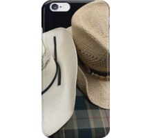 Cowboy Hats iPhone Case/Skin