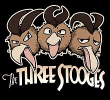 The Three Stooges by stormful