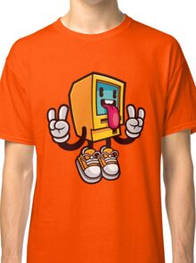 Computer Rock Classic T-Shirt