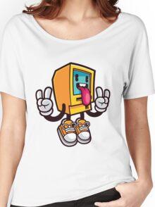 Computer Rock Women's Relaxed Fit T-Shirt