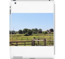 Fields iPad Case/Skin