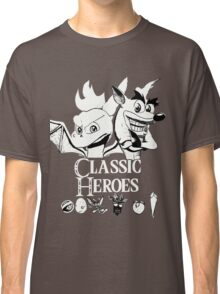 Classic Heroes Classic T-Shirt