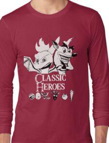 Classic Heroes Long Sleeve T-Shirt
