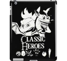 Classic Heroes iPad Case/Skin
