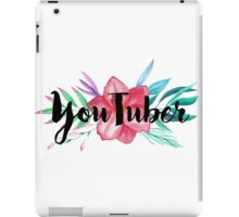 Hi, I'm a YouTuber iPad Case/Skin