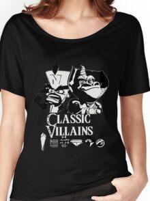 Classic Villains Women's Relaxed Fit T-Shirt