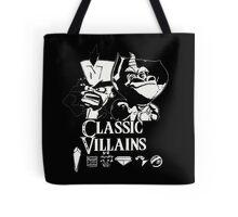 Classic Villains Tote Bag