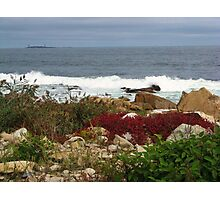 Cape Ann Color, Gloucester, MA Photographic Print