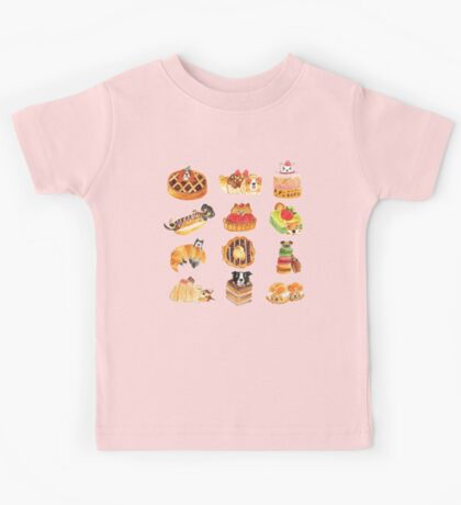 Puppy Pastries Kids Clothes