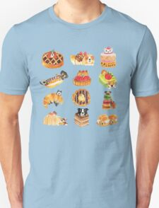 Puppy Pastries Unisex T-Shirt