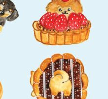 Puppy Pastries Sticker