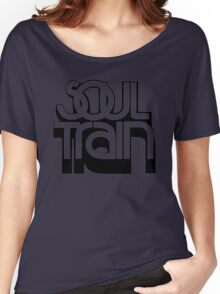 SOUL TRAIN  Women's Relaxed Fit T-Shirt