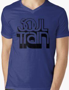 SOUL TRAIN  Mens V-Neck T-Shirt