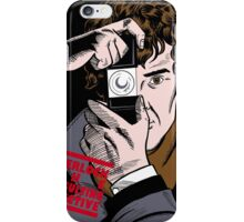 Sherlock The Consulting Detective iPhone Case/Skin