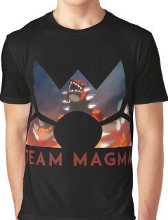 Pokemon Team Magma Graphic T-Shirt