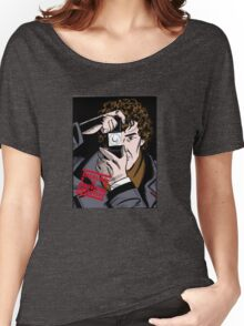 Sherlock The Consulting Detective Women's Relaxed Fit T-Shirt