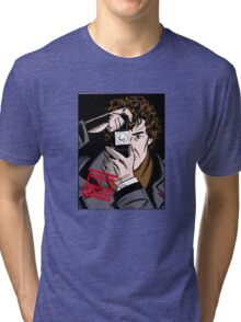 Sherlock The Consulting Detective Tri-blend T-Shirt