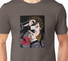 Sherlock The Consulting Detective Unisex T-Shirt