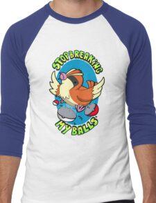 Stop breaking my balls! - Friendly edition Men's Baseball ¾ T-Shirt