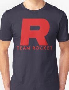 Pokemon Team Rocket Unisex T-Shirt