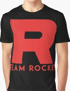 Pokemon Team Rocket Graphic T-Shirt