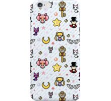 Sailor Moon family - Blue iPhone Case/Skin