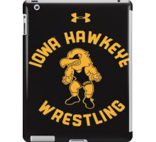 sports teams that represent the University iPad Case/Skin