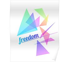 More Freedom Poster