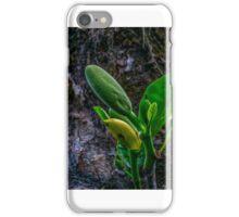 young jackfruit iPhone Case/Skin
