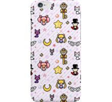 Sailor Moon family - Purple iPhone Case/Skin
